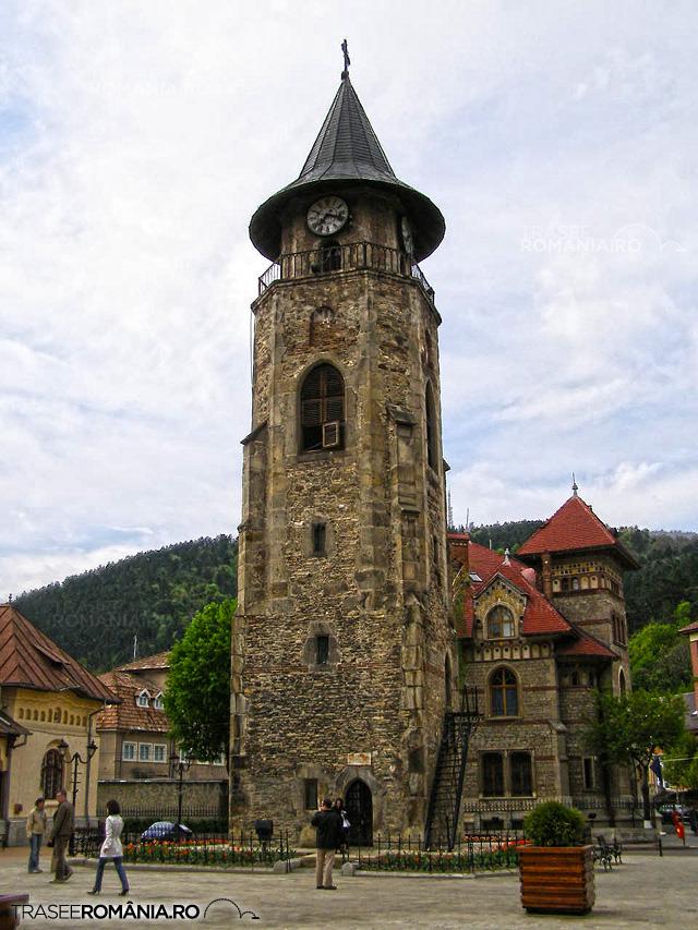 Curtea si biserica domneasca Pisania Piatra Neamt Centru Parc