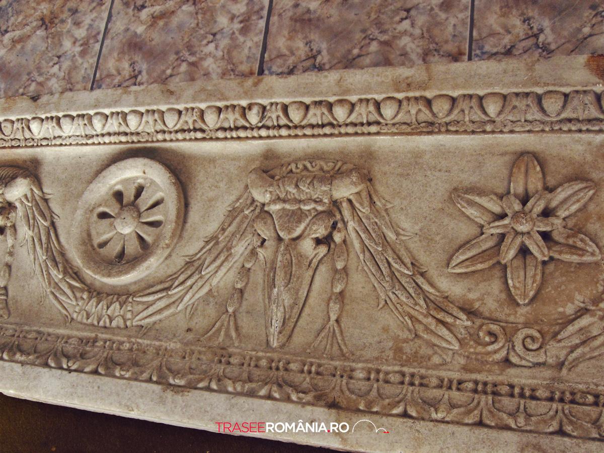 Vestigii la Muzeul Arheologic Histriav