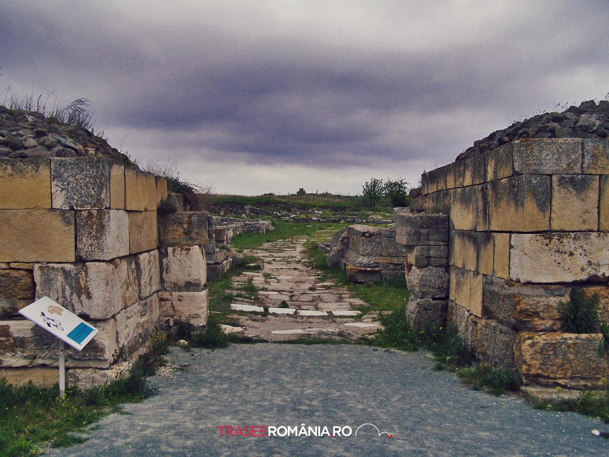 Histria – cel mai vechi oras de pe teritoriul actualei Romanii
