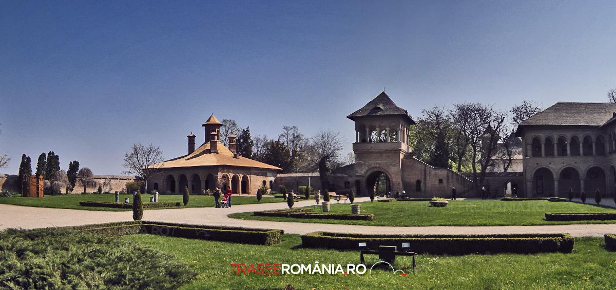 Ansamblul Palatului de la Mogosoaia