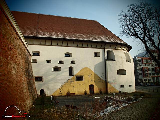 Filarmonica de Stat Sibiu - Sala Thalia sibiu spatele cladirii