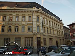 Fosta Banca de Credit Funciar Sibiu
