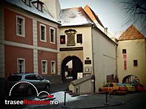 Muzeul de Istorie - Casa Altemberger Sibiu