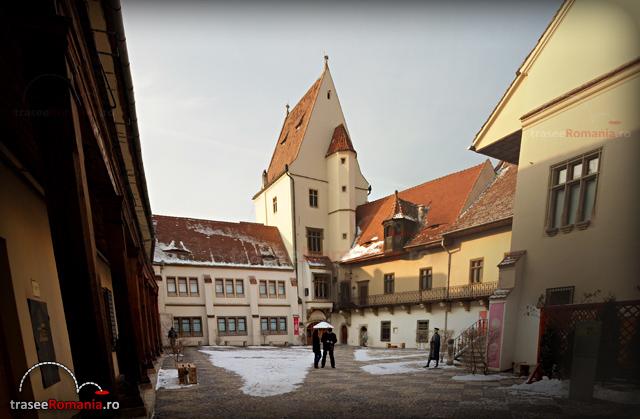Muzeul de Istorie - Primaria veche Sibiu