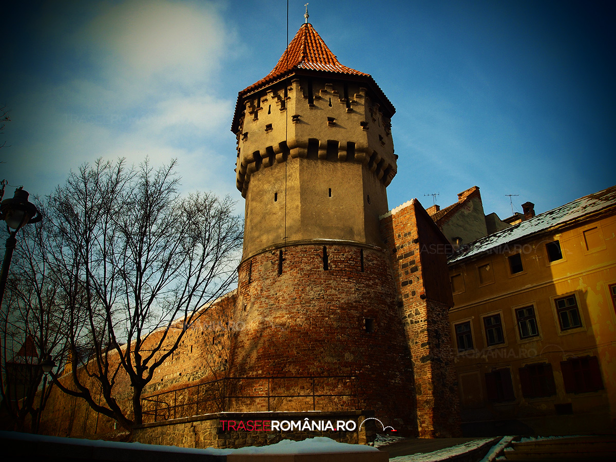 Turnul Dulgherilor Sibiu