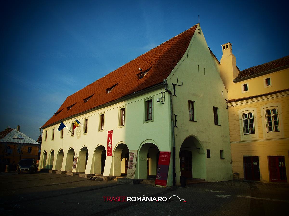 Muzeul de Etnografie saseasca Emil Sigerus din Sibiu