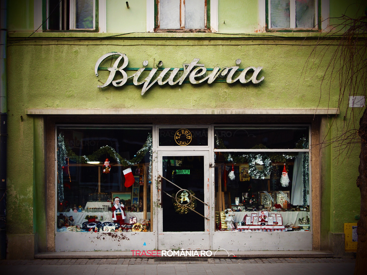 Magazin bijuterii Sibiu
