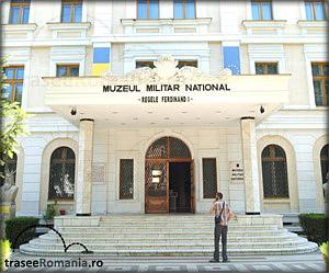 muzeul miliar national bucuresti