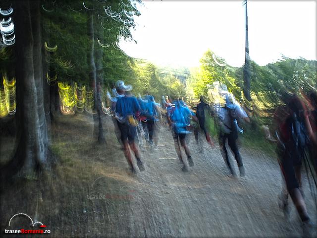 maraton ciucas trail running 2011 Cheia
