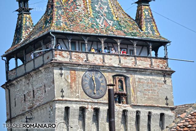 Sighisoara - Turnul cu ceas