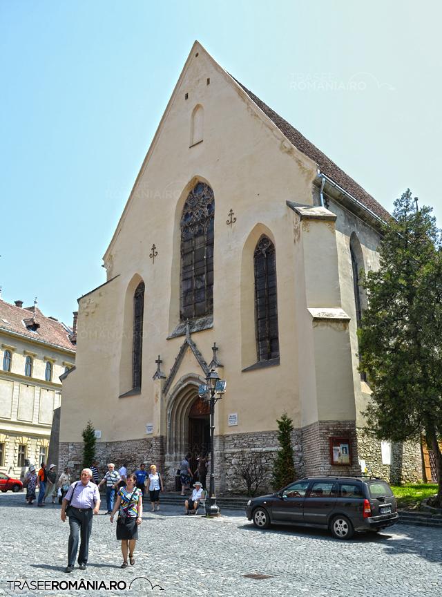 Sighisoara - Biserica Manastirii