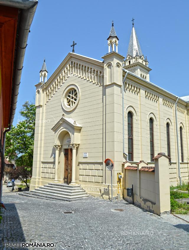 Sighisoara - Biserica Romano Catolica