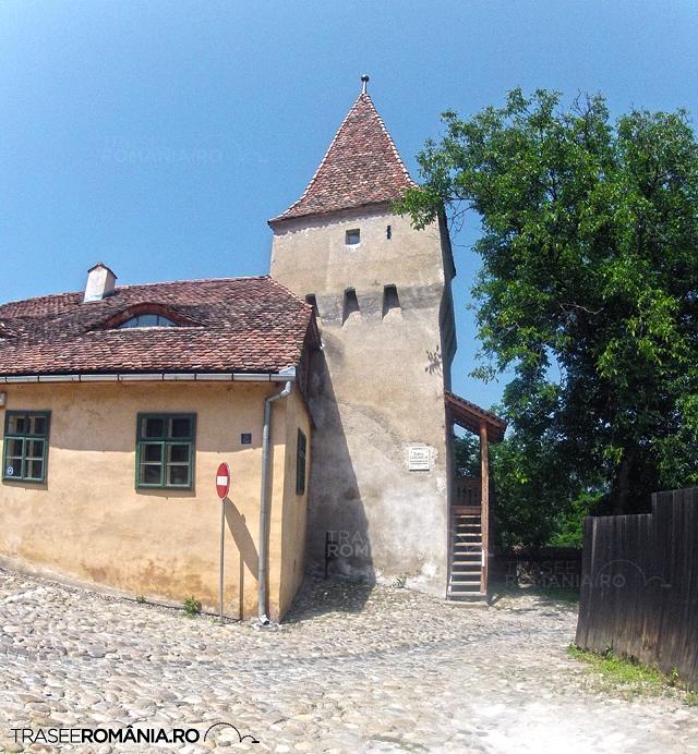 Sighisoara - Turnul Cojocarilor