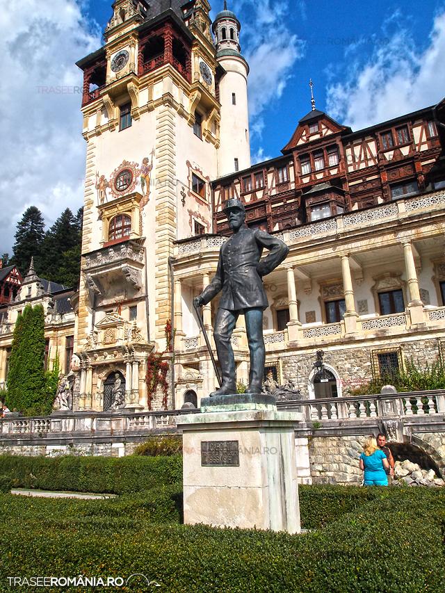 Palatul Peles Sinaia