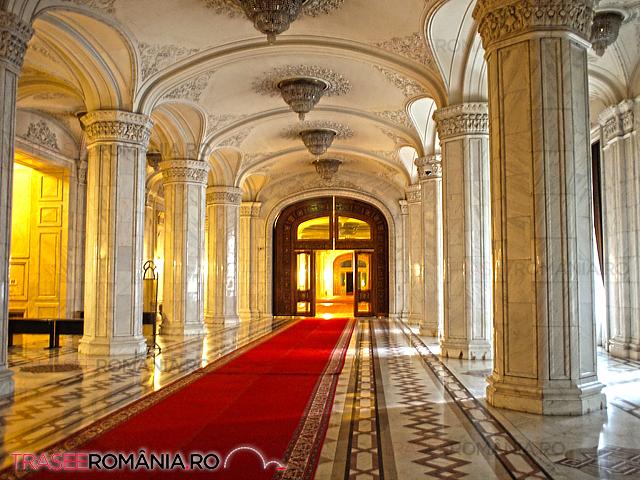 Casa Popurului, Palatul Poporului sau numit recent Palatul Parlamentului