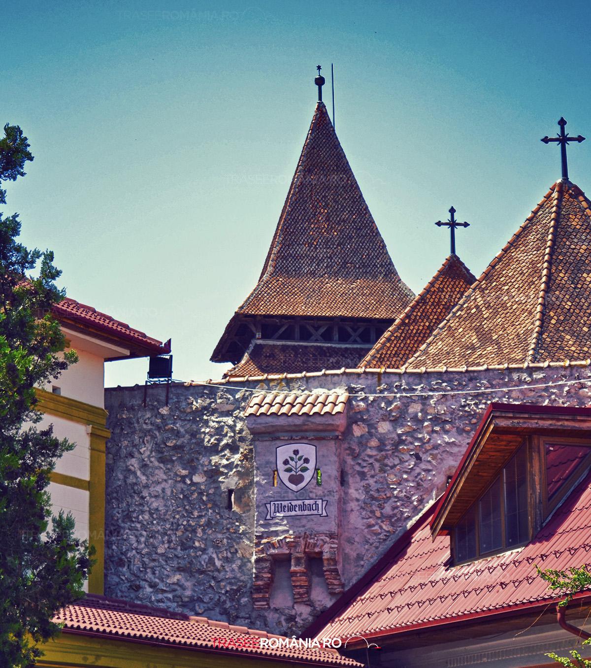 Biserica fortificata de la Codlea