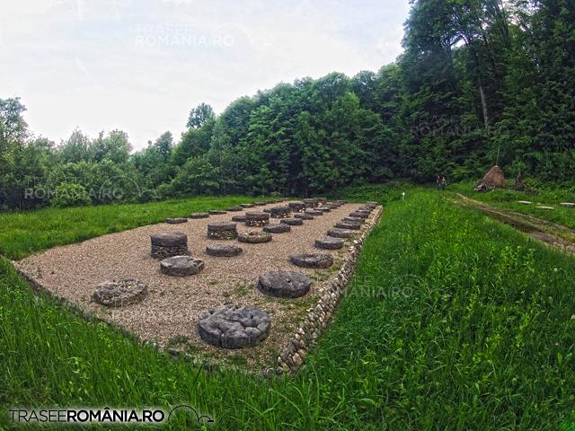 Sarmizegetusa Regia - Sanctuarul Mare de Calcar