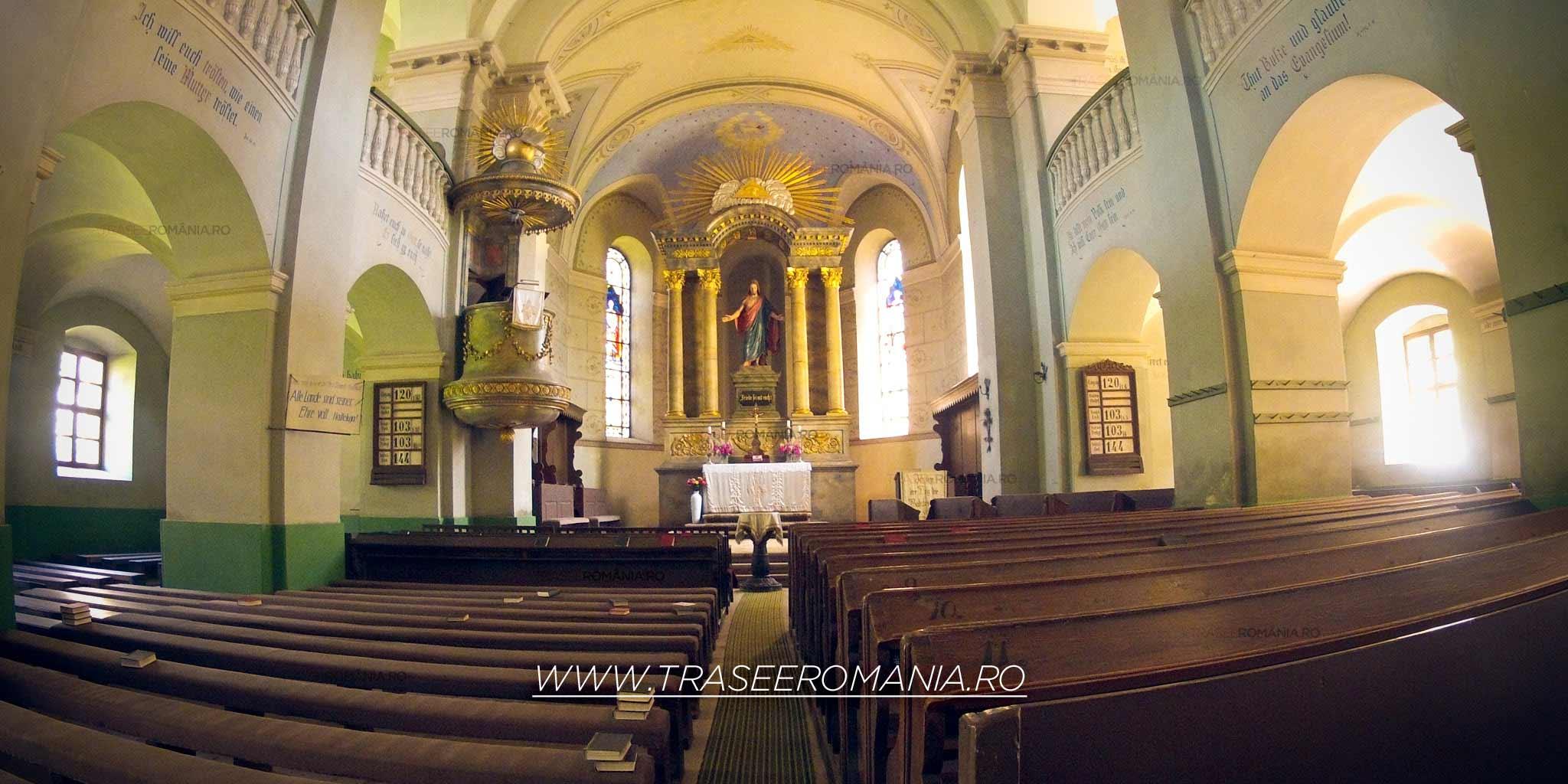 Biserici Fortificate Transilvania