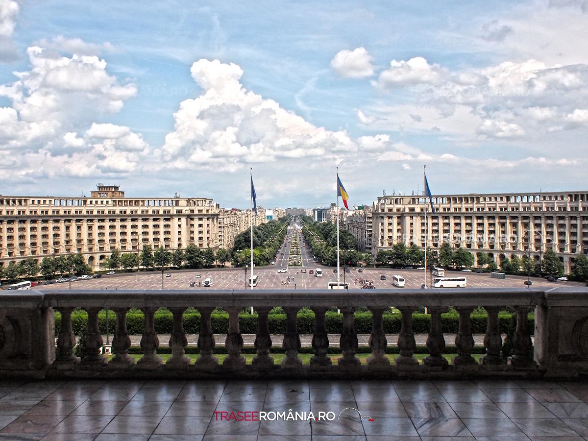 Palatul Poporului Bucuresti