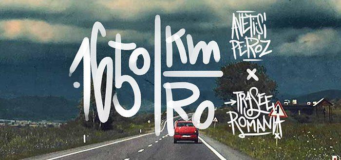 TRASEU TURISTIC DE 1650 KM PRIN ROMANIA