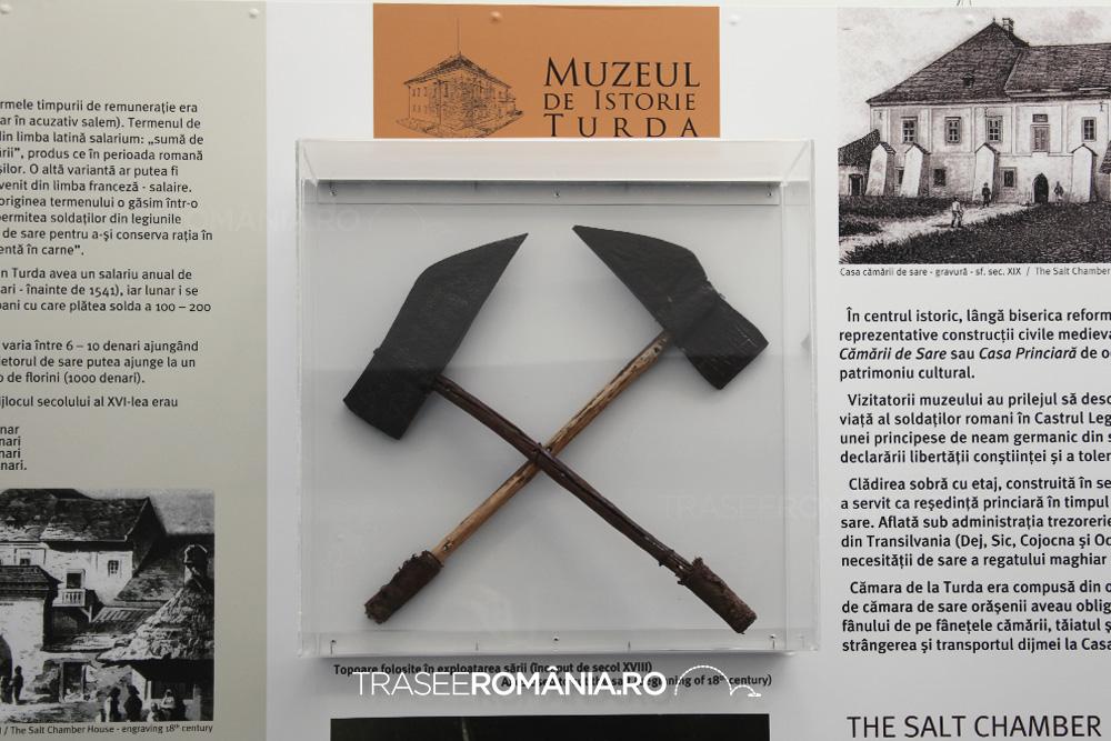 Salina si Muzeul de istorie Turda