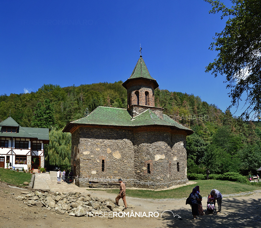 Manastirea Prislop Arsenie Boca
