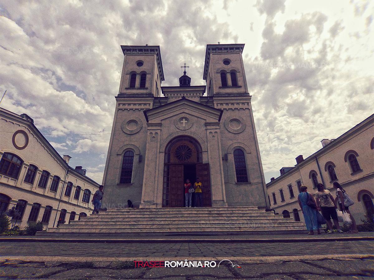 Manastirea Bistrita din Judetul Valcea