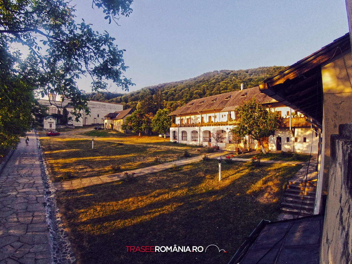 Manastirea Hurezi din Judetul Valcea