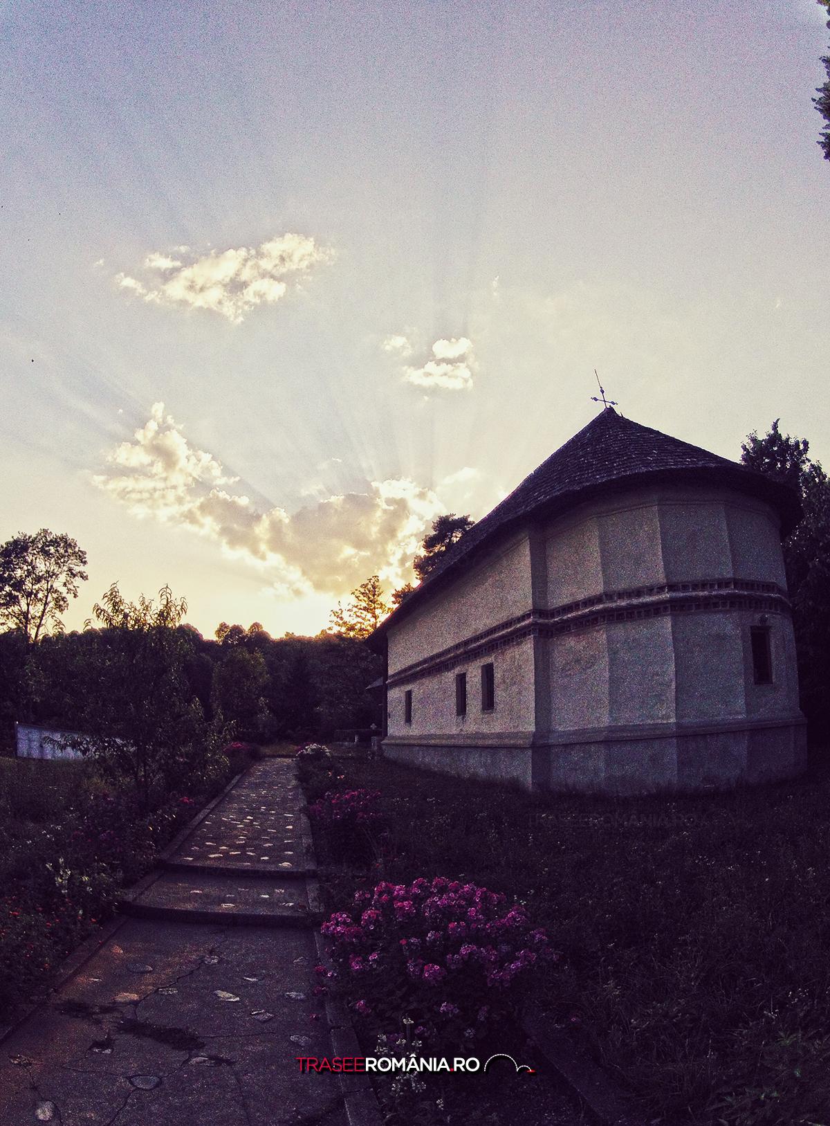 Mănăstirea Sfintii Ingeri Horezu