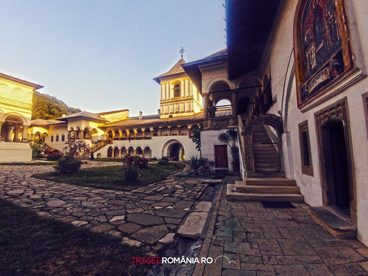 Manastirea Horezu din Judetul Valcea