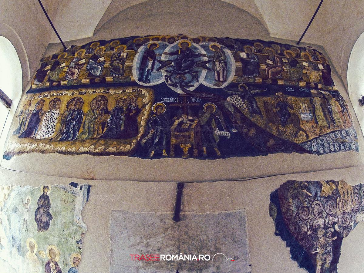 Manastirea Arnota din Judetul Valcea