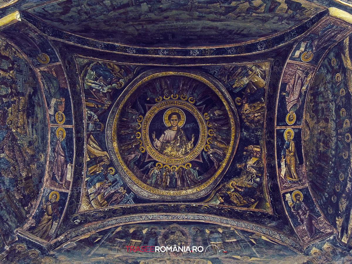 Manastirea Saracinesti Valcea