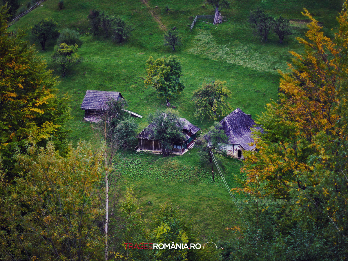 Satul Magura din Judetul Brasov