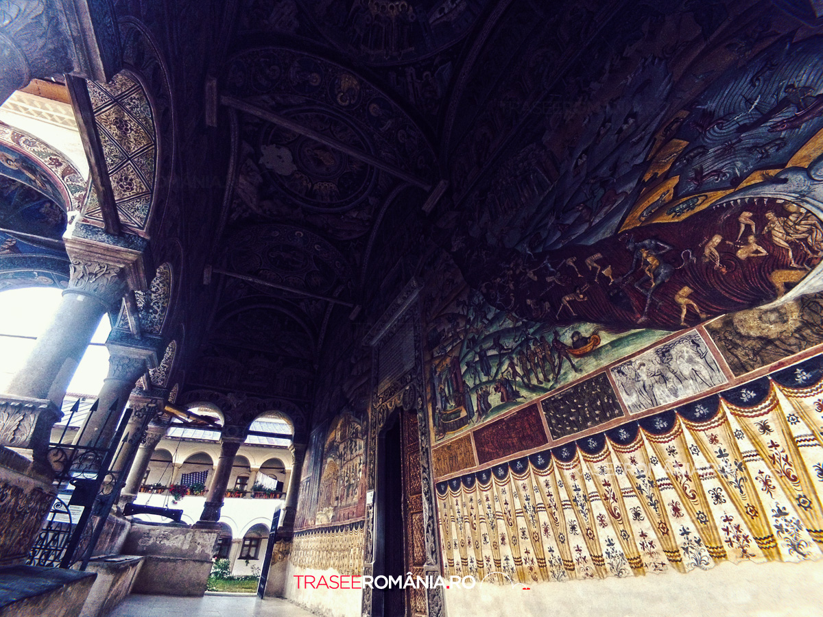 Manastirea Horezu Valcea
