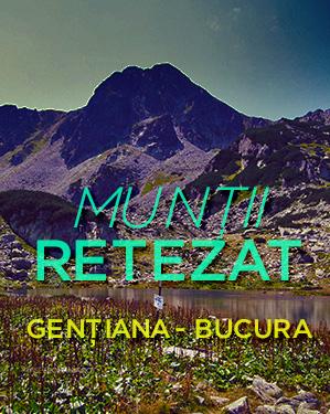 In Muntii Retezat de la Cabana Pietrele spre Curmatura Bucurei via Cabana Gentiana