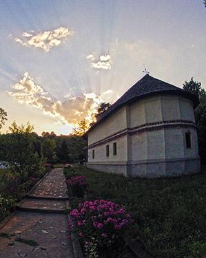 Mănăstirea Sfintii Ingeri Valcea