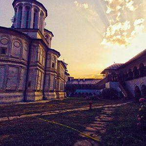 Manastirea Horezu Judetu Valcea