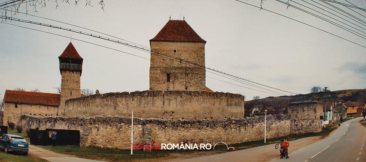 Cetatea Taraneasca din Calnic