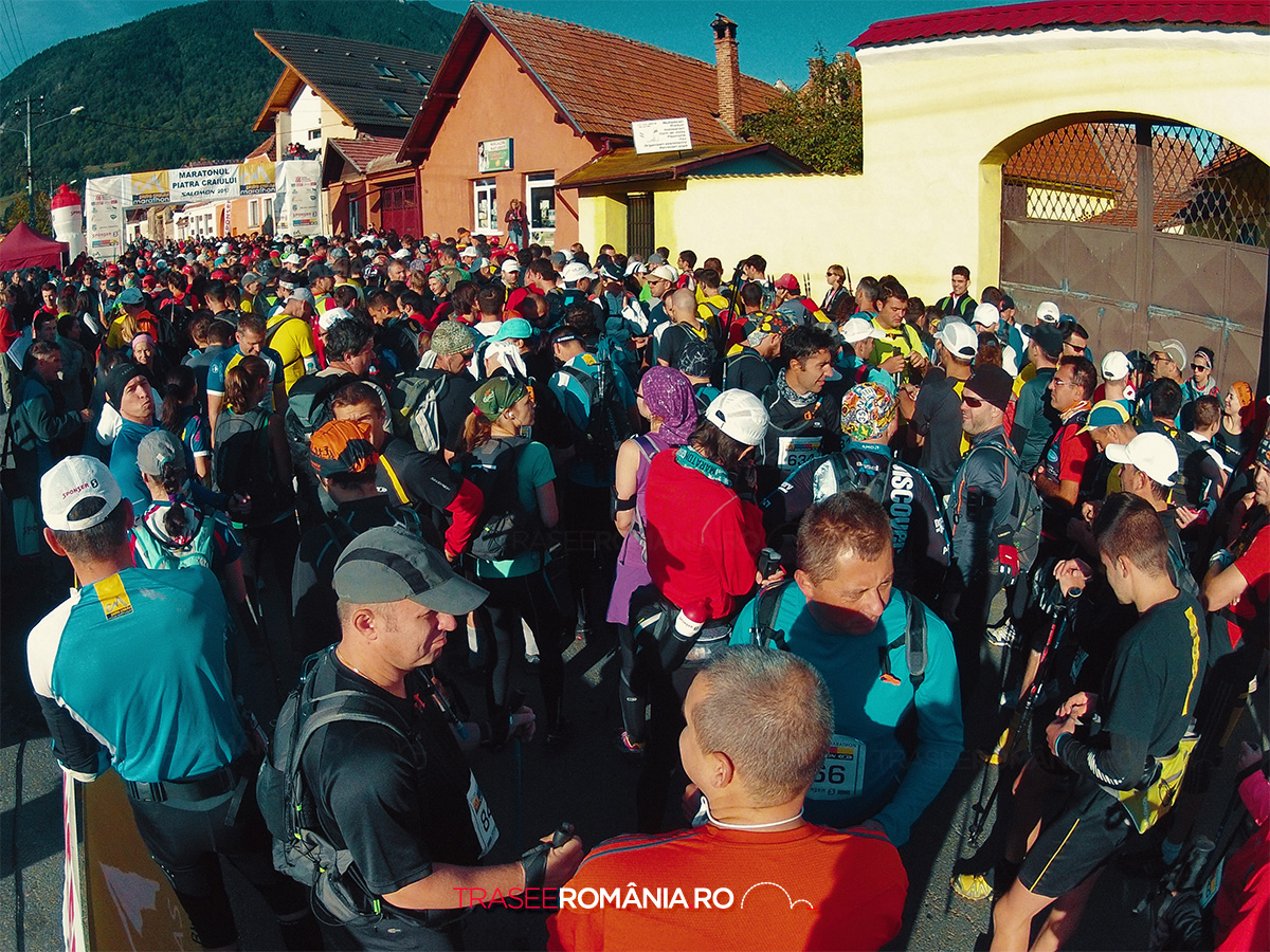 Maratonul Pietrei Craiului editia 2012