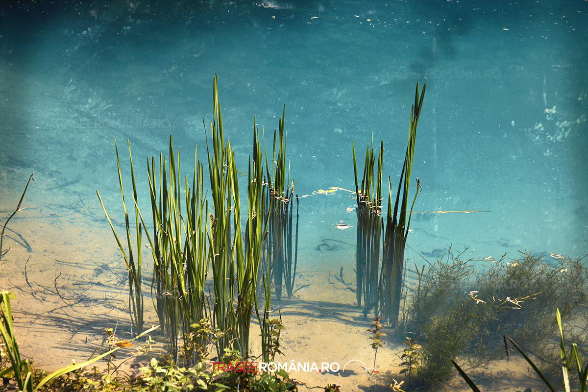 Cheile Nerei Ochiul Beiului Lac Albastru