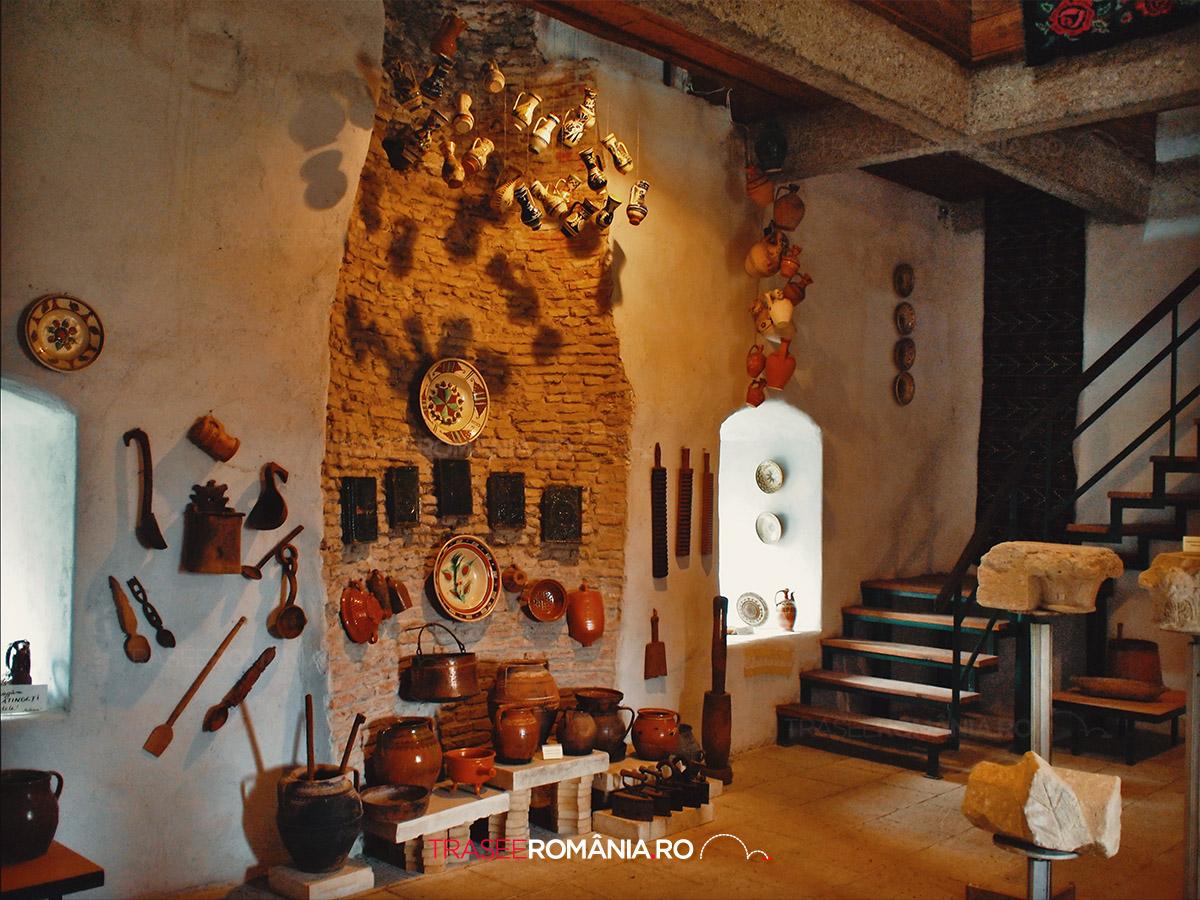 Muzeul Cetatii Taranesti din Calnic