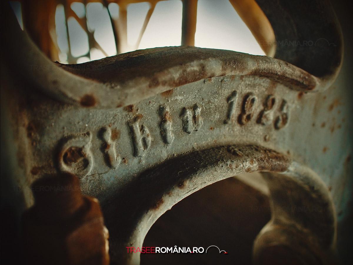Clopotul din Cetatii din Calnic