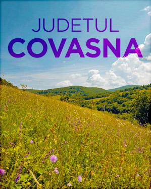 Obiective turistice in Judetul Covasna