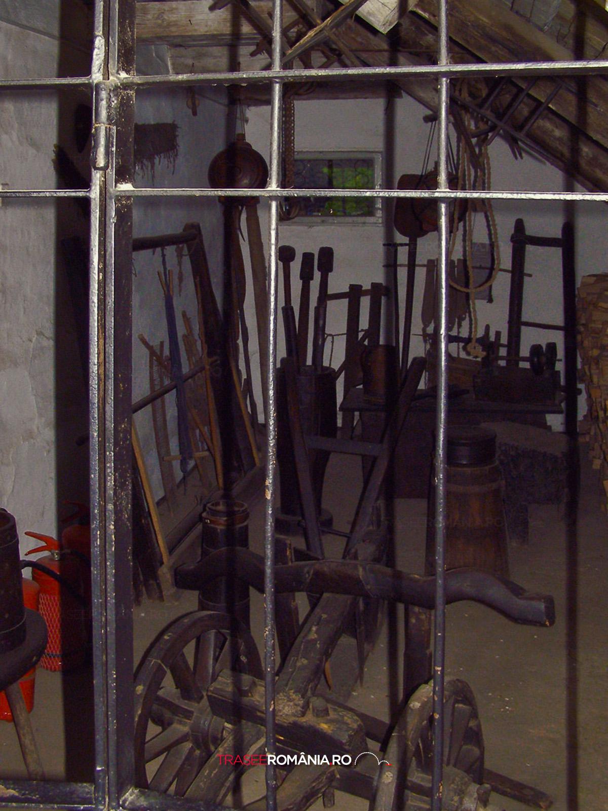 Muzeu Ion Creangă din Humulesti
