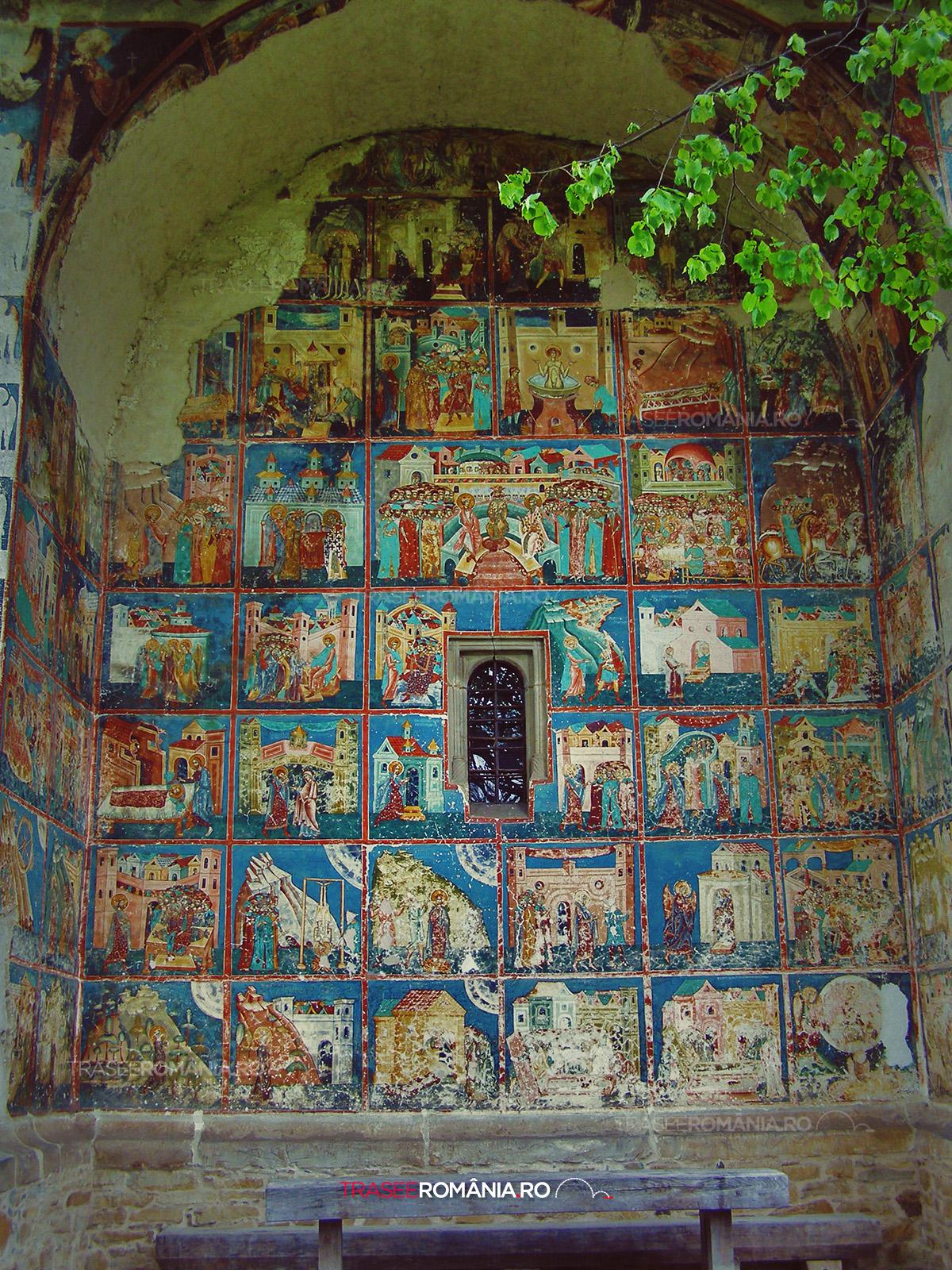 Biserica Arbore din Judetul Suceava