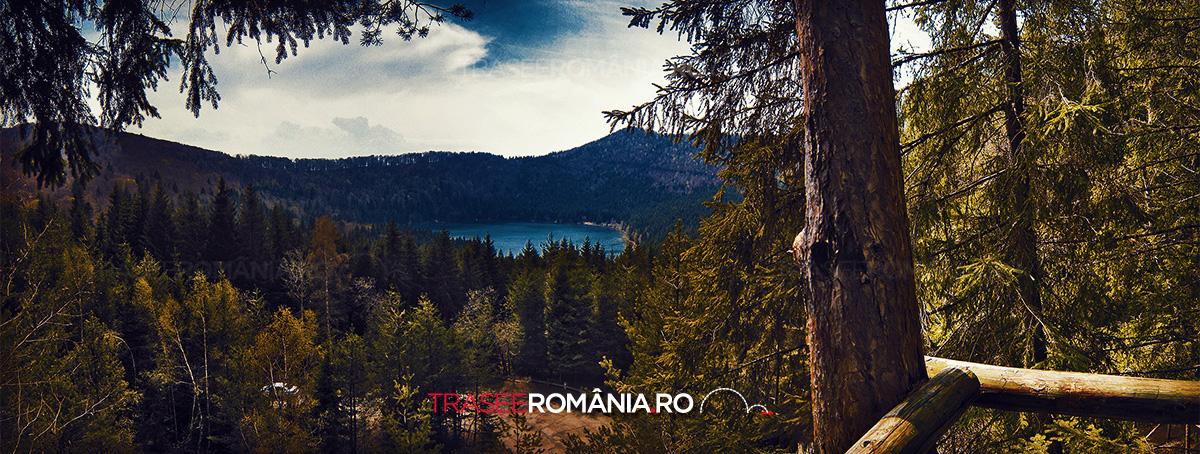 LACUL SFANTA ANA - SINGURUL LAC VULCANIC DIN ROMANIA 4