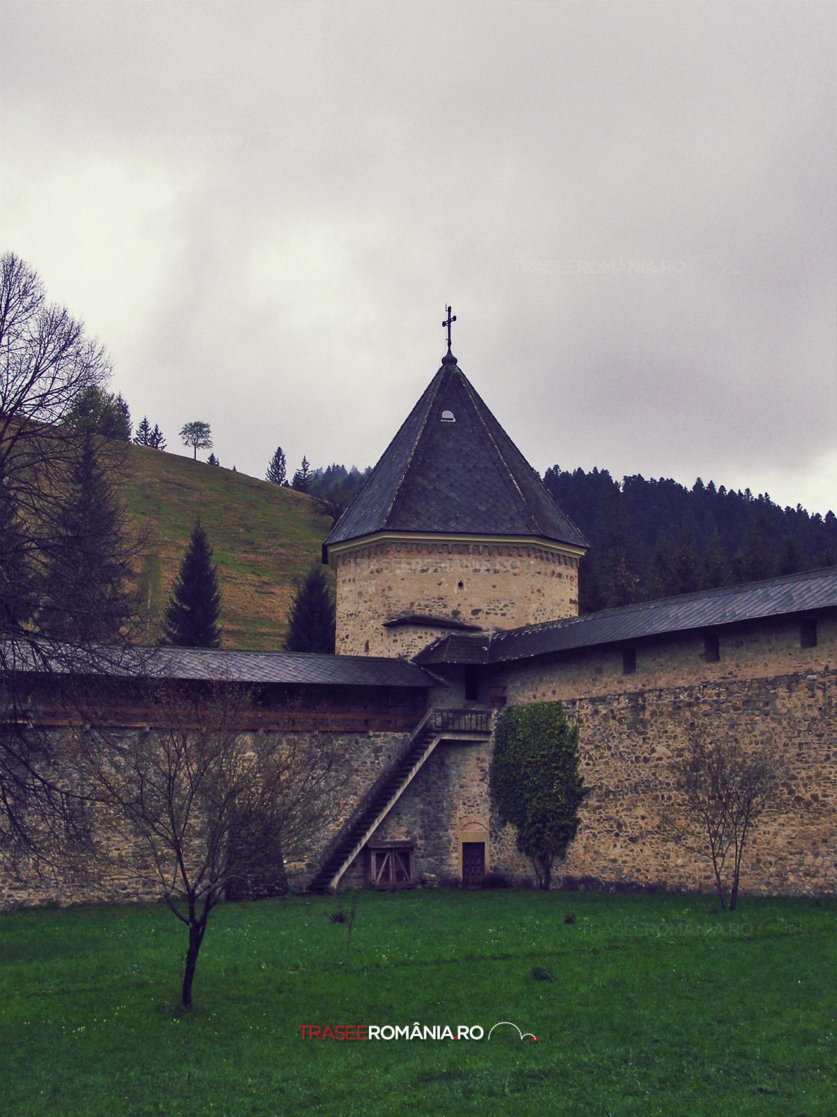 Manastirile din Nordul Moldovei - Sucevita