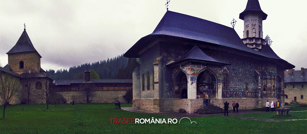 Manastirea Sucevita din Nordul Moldovei
