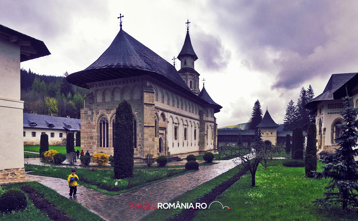 Manastirea Putna - Judetul Suceava