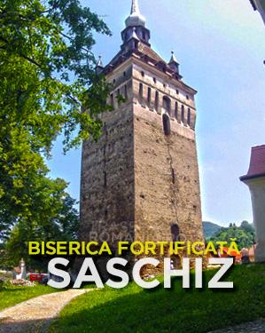 Biserica fortificata de la Saschiz